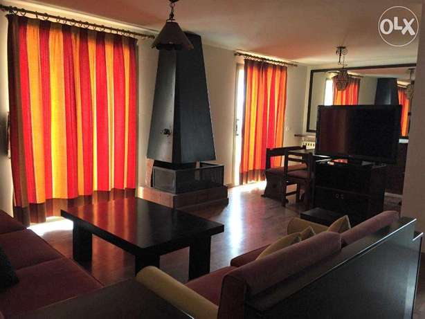 Furnished for Sale or For Rent Chalet in Faraya, Keserwan