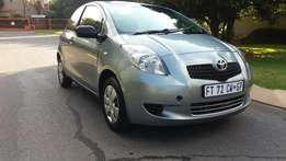 Toyota Yaris T1 2008 Hatchback R52, 500.00 NEGOTIABLE