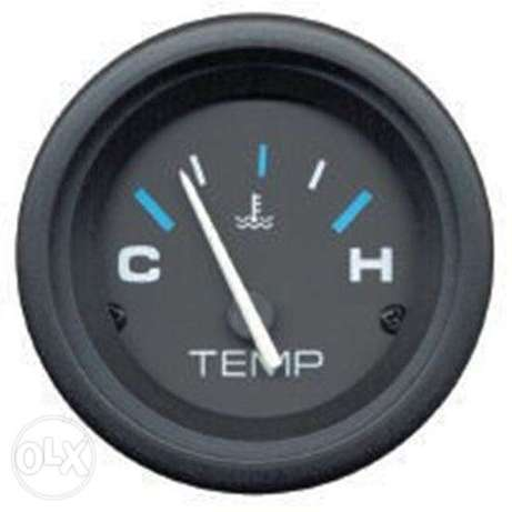 Mercury Water Temperature Gauge - Meter - Mercruiser - Quicksilver 79-
