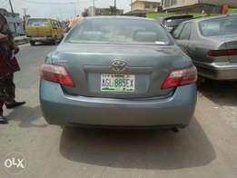 Super clean Nigerian used Toyota Camry muscle with perfect condition