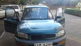 A RAV4 available for sale