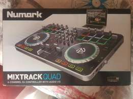 New numark mixtrack quad