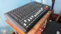 New 12 channels power mixer for 27,000Ksh