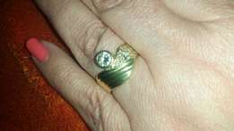 18ct Wedding Ring for sale