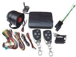 Car alarms in Nairobi at Coptech Solutions