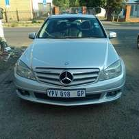 Weekly Sales: 2009 Mercedes Benz c180 blueefficiency for R120,000.00 T