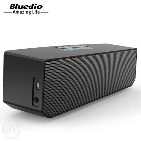 Bluedio BS-5 Mini Bluetooth speaker Portable Wireless speaker Sound Sy الرياض -  2