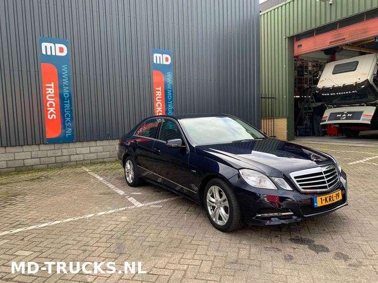 Mercedes-Benz E200 CDI - 2012 - image 2