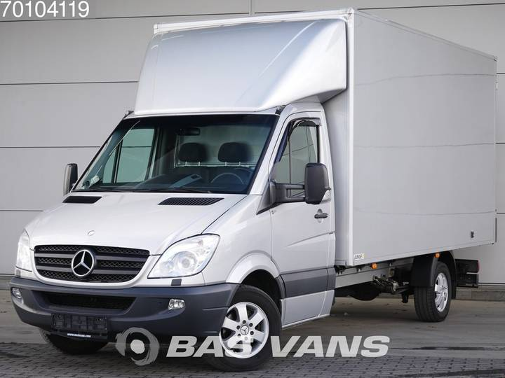 Mercedes-Benz Sprinter 319 CDI 3.0 V6 Automaat Bakwagen Koffer Klima 20... - 2013