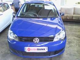 2012 vw polo vivo 1.4 5DR trendline