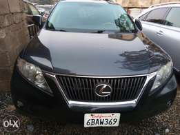 Lexus RX350 model 2011 full option