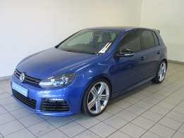 Hot Blue - Golf VI 2.0 TSI R DSG- Marked down unit