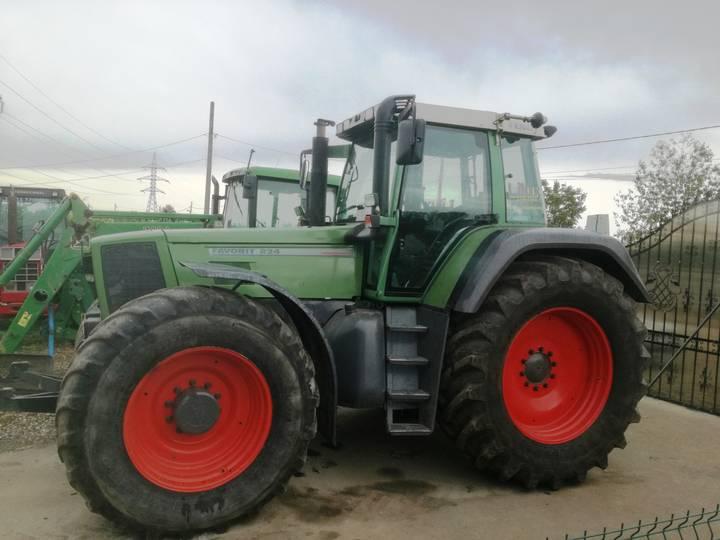 Tractor Fendt Favorit 824 Turboshift - image 4