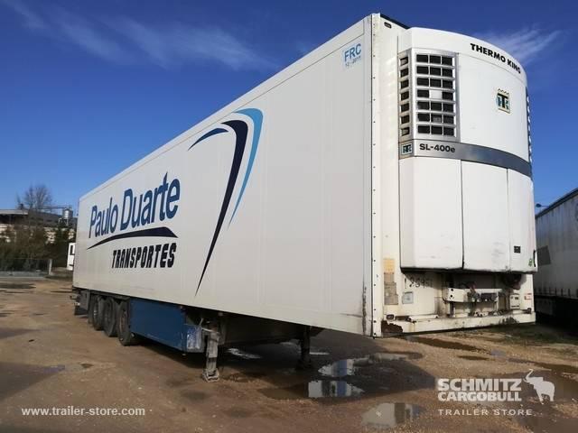 Schmitz Cargobull Semitrailer Caixa isolada - 2008
