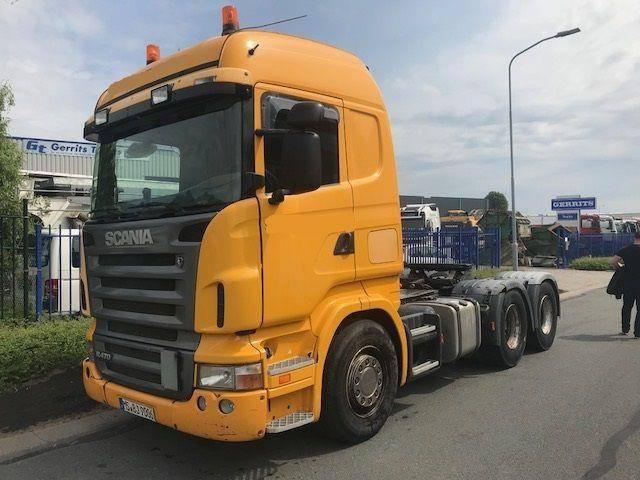 Scania R 470 6x4
