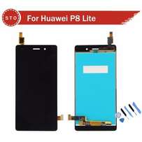 huawei p8 lite lcd cracked touch replace repair only 750 in musgrave