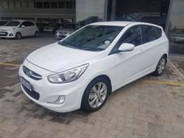Hyundai Accent 1.6 Fluid Hatchback Manual 2016. Immaculate!