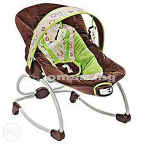Fisher Price Newborn To Toddler Portable Rocker Lagos - image 2