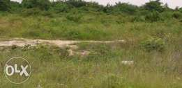 3 Hectare of Land on Freedom Rd, beside Delta Afrique