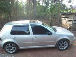 Neat and strong golf 4 for sale