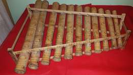Nice Marimba plus pan pipe all in good condition and nice sound