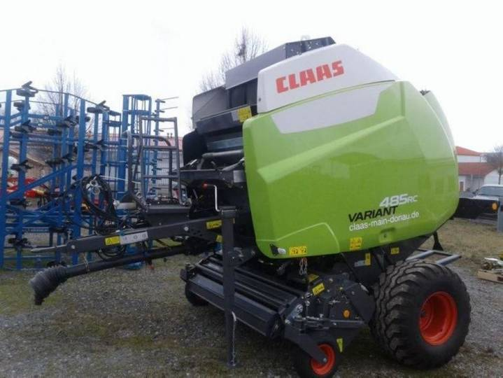 Claas variant 485 rc pro - 2018