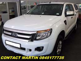 2015 Ford Ranger 2.2 XLS 4X4 Double Cab