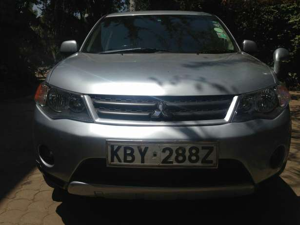 Mitsubishi Outlander for sale Westlands - image 2
