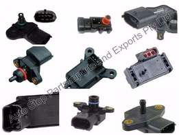 Manifold pressure sensors for most vehicles now in stock
