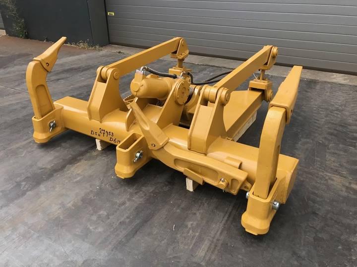 Caterpillar MS-ripper fits D6N D6M D5H - 2019