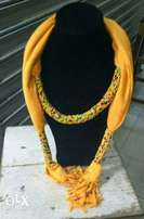 Ladies Beaded Scarfs