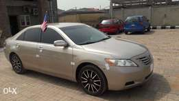 Toks 07 Toyota Camry sparkling clean