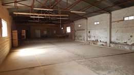 Workshop/Warehouse to let in white river