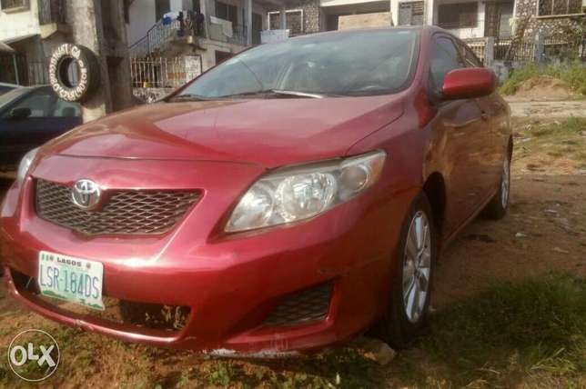 Very neat corolla first body Ibadan Central - image 4