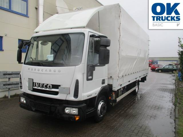 Iveco Eurocargo ML80E21/P Euro6 Klima AHK Luftfeder ZV - 2014