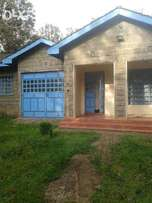 Three bedroom house on 1/4 acre own compound