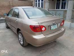 Toyota corolla 04 A c perfect