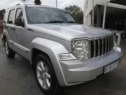 2012 Jeep - Cherokee 2.8 CRD Limited Automatic in good condition