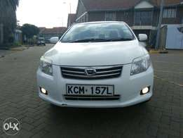Toyota axio (trade in accepted)