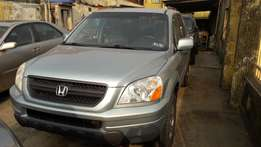 Tokunbo 2003 Honda Pilot with DVD for sale