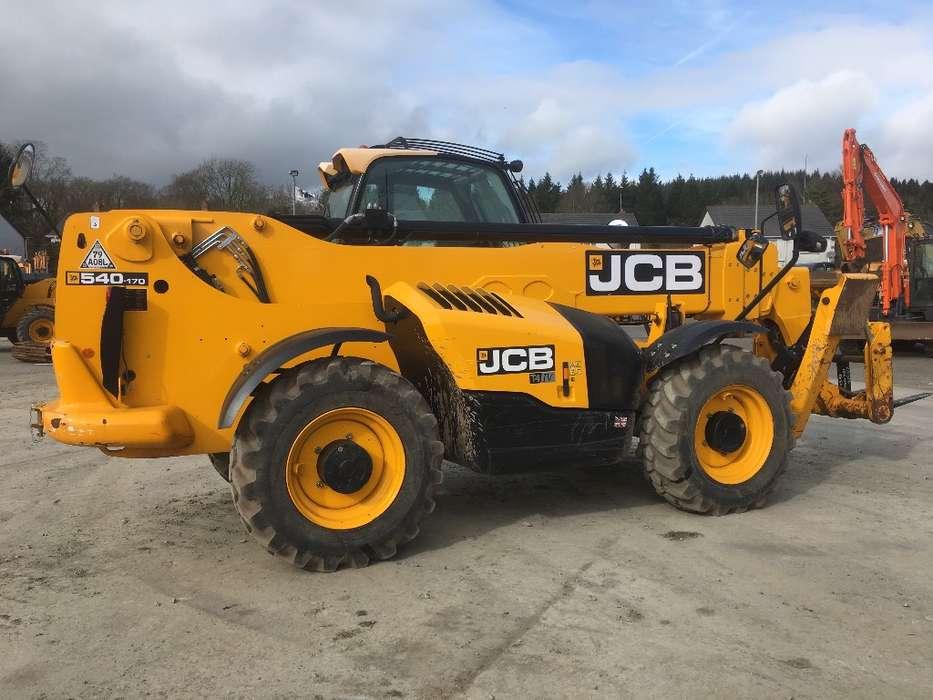 JCB 540-170 - 2016