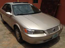 Clean and Faultless Toyota Camry 1999