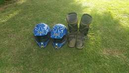 Off Road helmets For Sale Boots Sold