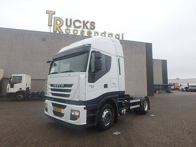 Iveco stralis 420 EEV + 5 in stock !!! - 2012