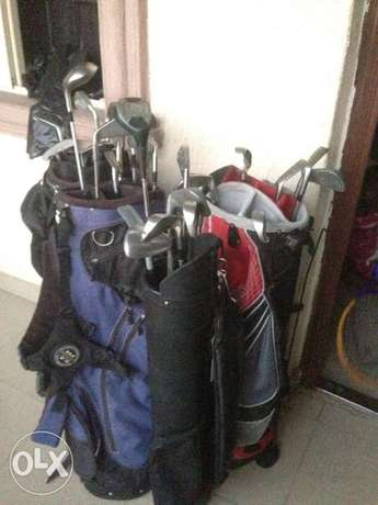 gof bags and sticks available Lekki Phase 1 - image 2