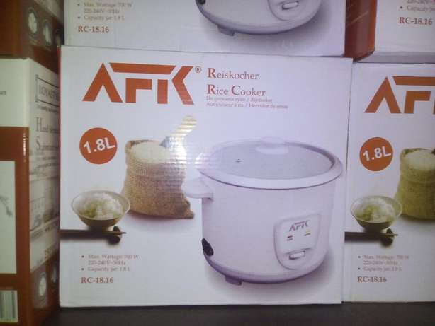AFK Rice Cooker, ex UK Roysambu - image 1