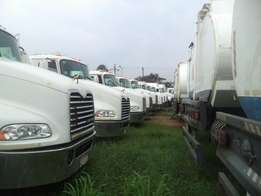 60 Mack truck tankers for sale in Lagos