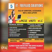 it. training for all at affordable cost