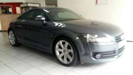 A must see very clean Audi TT 2.0T FSI automatic coupe low millage