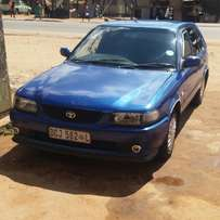 Toyota Tazz Very Low KM